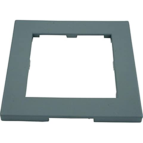 Waterway 519-3097 Front Access Skimmer Faceplate Cover - Gray