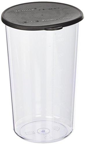 Bamix Beaker, Vaso con Tapa para Licuadora, Material Plastico