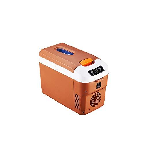 Nevera Portatil Electrica Nevera Portatil Pequeña 12L Mini Refrigerador Frigorífico Calido Y...
