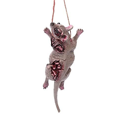 TUANTALL Halloween Requisiten Erwachsene Requisiten Cosplay-dekor Für Ktv Kostüm Heikle Party Horror Halloween Mouse