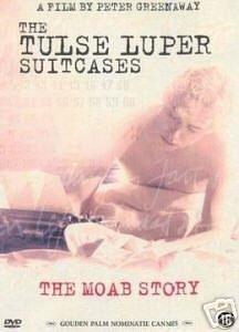 Tulse Luper Suitcases ( The Tulse Luper Suitcases, Part 1: The Moab Story ) ( The Moab Story ) [ NON-USA FORMAT, PAL, Reg.2 Imp