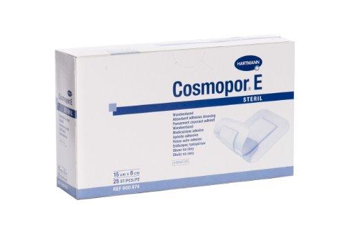 Cosmopor E steril selbstklebender Wundverband 15 cm x 8 cm (25 Stück)