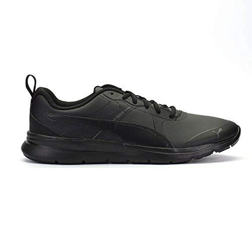 Puma Herren Flex Essential Sneakers, 6.5 UK / 40 EU, Schwarz