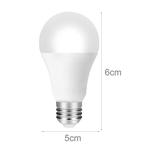 Ampoule Led E27 Rgb Led Bulb 5w Spotlight Light 4 Levels Dimmable With 24 Key Remote Controller High Lumen As Effectively As A Fairy Does Lights & Lighting