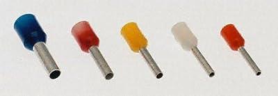 Aderendhülsen Set isoliert 0,5/0,75/1,0/1,5/2,5 500tlg von NETPROSHOP - Lampenhans.de