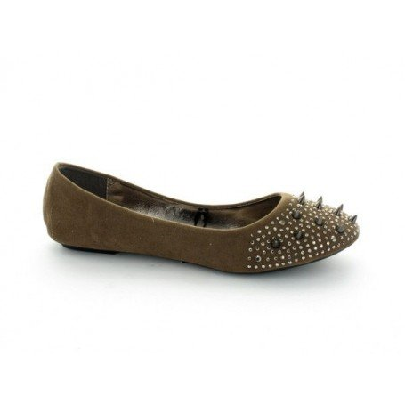 Ballerine Best Mountain Margui Taupe Taupe