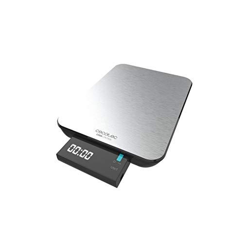 Cecotec Báscula Cocina Digital Cook Control 9000