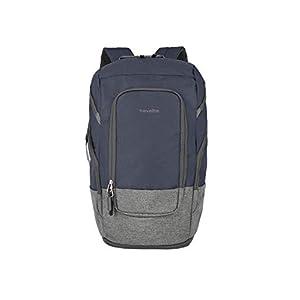 Travelite Gepäck Serie BASICS Safety Daypack: Sicherer travelite Rucksack mit verstecktem Hauptfach, Handgepäck Rucksack…