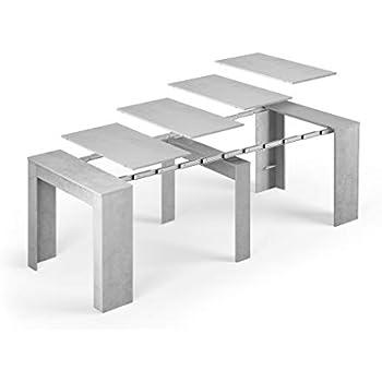 Avec Tendencio Console AlgaRectangulaire Table Extensible l3cu15TFKJ