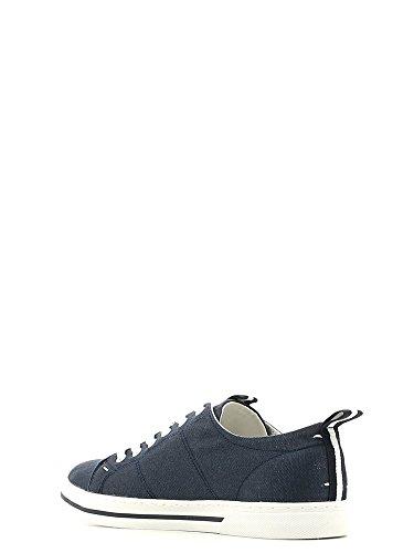 Trussardi Jeans 77S05249, Scarpe da Ginnastica Uomo Blu