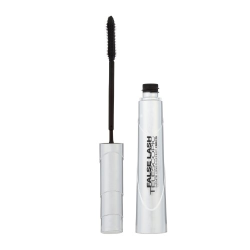 L'Oréal Paris, Mascara Ciglia finte Telescopic, colore: Magnetic Black, 9 ml