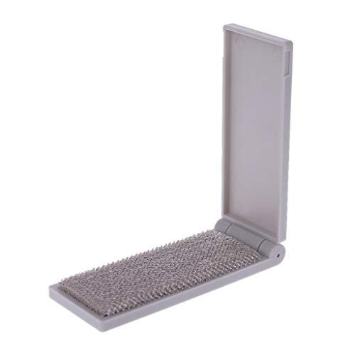 libri 32 mm morbida spazzola rotonda in crine di cavallo per tastiera Spazzola per spolverare condizionatore scrivania divano