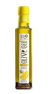 Watheen Cretan Mill Olive Oil with Lemon 250 ML