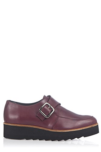 Laura Moretti - Bugy Shoes, scarpe Donna Bordeaux