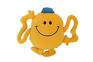 Mr Men Little Miss 1204 Mr Tickle - Peluche térmico, Color Naranja