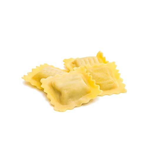 Raviolis con queso Fossa di Sogliano