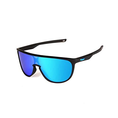 Sport-Sonnenbrillen, Vintage Sonnenbrillen, Fashion Sunglasses Polarisiert Lens Men Women Sports Sun Glasses Trend Eyeglasses Male Driving Eyewear 9102 VR46 TRILLBE 2a