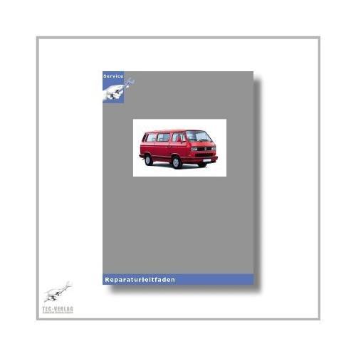 VW Transporter T3, Typ 24, 25 (79-92) 2,1l Einspritzmotor, Mechanik [Seitenzahl: 72]