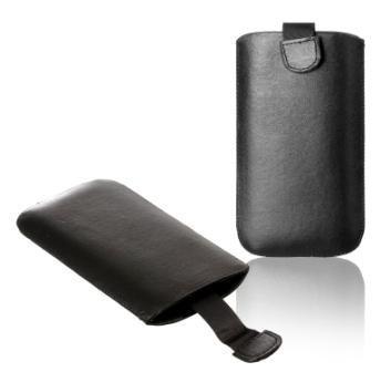 Handytasche für ZTE Grand X Pro Handy Tasche Schutz Hülle Slim Case Cover Etui schwarz i