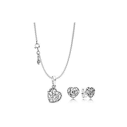 Pandora parure di gioielli donna argento - b800875