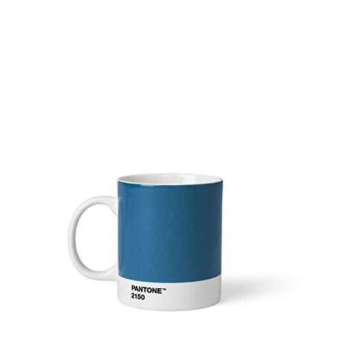 Pantone Kaffeetasse, Porzellan, Blue 2150, 8.4 x 8.4 x 12.1 cm