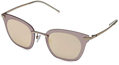 Ray-Ban Damen 0EA2075 Sonnenbrille, Rose Gold, 60