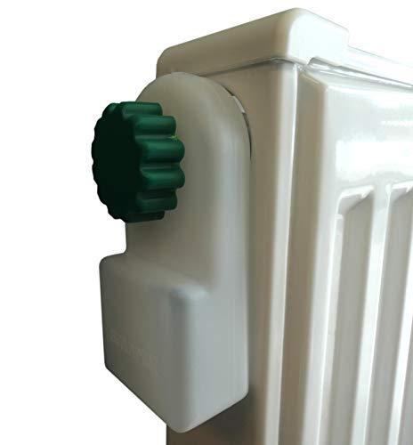 Entlüftungsbox für Heizkörper Entlüftungsbox Entlüfter Heizung Schlüssel Heizkörper-Entlüfter