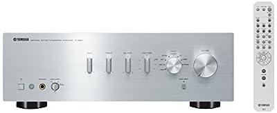 Yamaha A-S501 Amplificatore Integrato, Argento ai migliori prezzi da Polaris Audio Hi Fi