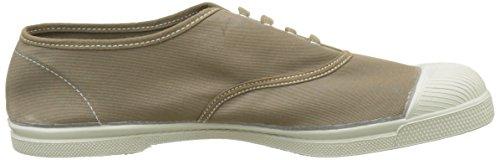Bensimon Tennis Lacet Vintage, Baskets Basses Homme Beige (Beige)