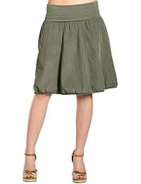 98ae3e3be5333 Suchergebnis auf Amazon.de für: damen rock oliv: Bekleidung