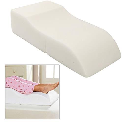 YAMEIJIA S-förmige tragbare Reise Schwamm Hocker Kissen Beine unten Flugzeuge Zug Kinder Bett Körper Fußkissen Massagekissen - Kinder-foam-bett