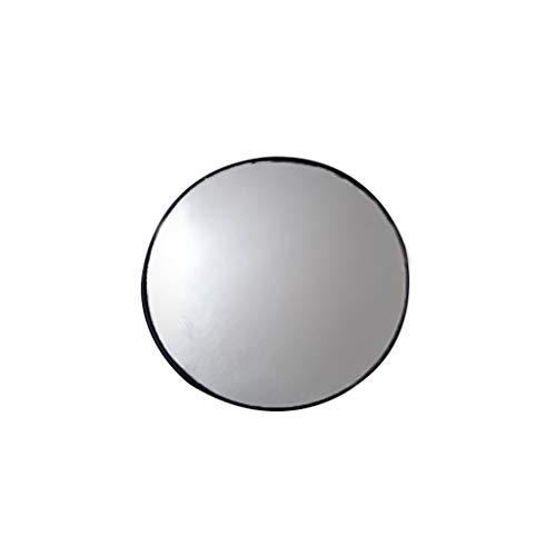 10X Pagnifying Glass Mit 2 Saugnäpfen Und 3 Zoll Runde Kosmetische Linse(Black)