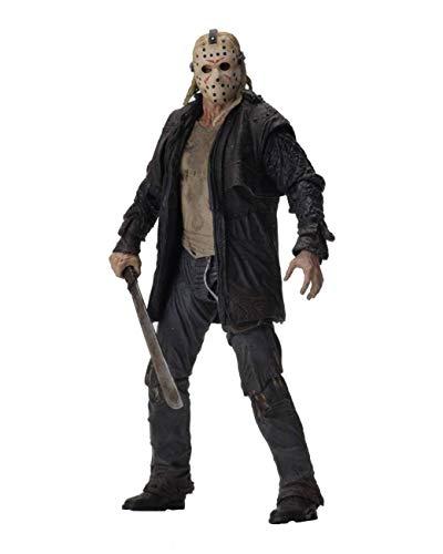 Unbekannt Freitag der 13 - Actionfigur - Jason Voorhees - 18 cm (Machete 13 Der Freitag Jason Halloween)