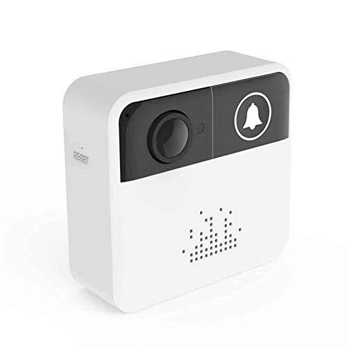LJ2 Wireless WiFi Video Türklingel Kamera Türklingel Ring Alarm Glockenspiel Türsprechanlage Intercom/Audio Kostenlose APP-Steuerung iOS Android Alarm Glockenspiel