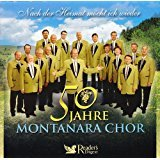 Readers Digest Musik Readers - 50 Jahre Montanara Chor 4 CDs