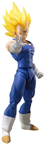 Bandai Majin Vegeta Figure Dragon Ball Z, (Tamashii Nations BDIDB087458)