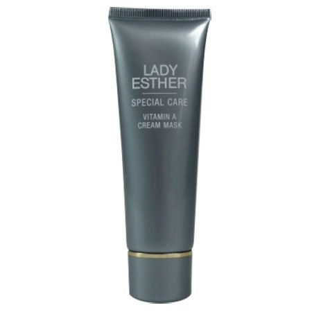 Lady Esther Cosmetic Special Care Vitamin A Cream Mask Lady Make-up