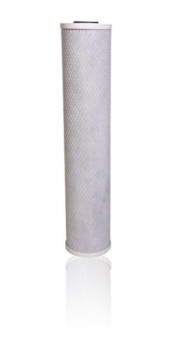 Preisvergleich Produktbild Wasserfilter Big Blue Aktivkohlekartusche 20'' Carbon Block Kartusche