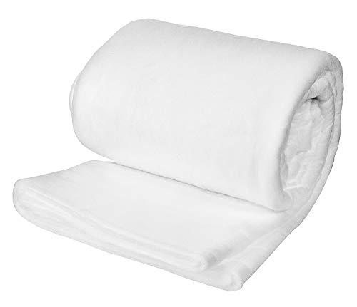 Volumenvlies Super Quilt, King Size 3 x 3m, zum Füllen Patchwork Quilten Nähen