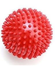 Bola masajeadora con pinchos y pelota de lacrosse para liberación miofascial–por fastchoice–reducir la tensión muscular, mejorar el flujo de sangre, aumento cuerpo conciencia, evita lesiones, rehabilitación, terapia de puntos gatillo; Mejorar conjunta movimiento y reducir el dolor los niveles