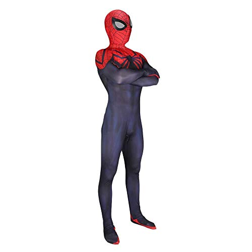 splay Kostüm Halloween Marvel Hero Cosplay Body Kostüm Jumpsuits Kleidung,A-X-Large ()