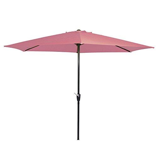 Sonnenschirm Gemini soft soft pink Ø3mtr