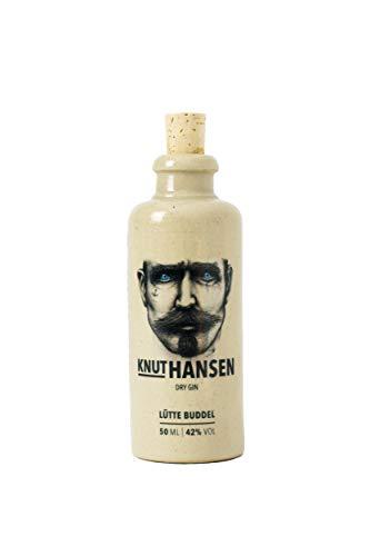 Knut Hansen Dry Gin (1 x 0.05 l)