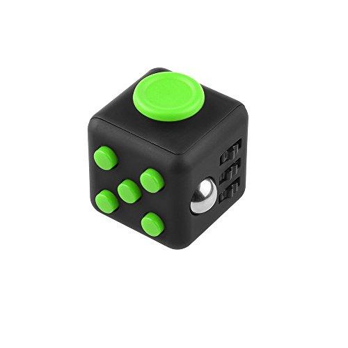 Fidget Cube, Konesky Fidget Giocattolo, Fidget 6 Lati Dadi, Fidget Magic Cube Allevia lo Stress e L'ansia per Bambini e Adulti