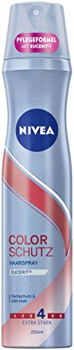 Nivea Color Schutz Extra Stark Haarspray, 3er Pack (3 x 250 ml)