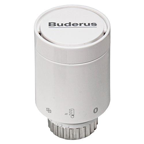 Buderus Logafix Tête thermostatique BD-R 1avec bornes de connexion (F. Valve de radiateur)