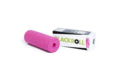 Blackroll MINI Faszienrolle - das Original. Die kleine Selbstmassage-Rolle für die Faszien in pink