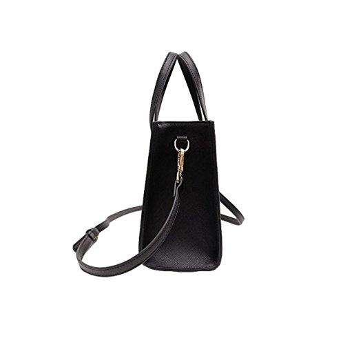 Einfache Kleine Quadratische Beuteldamenhandtaschenkreuzstreifen-Schulterbeutelfreizeit Kurierbeutelhandtasche Grey