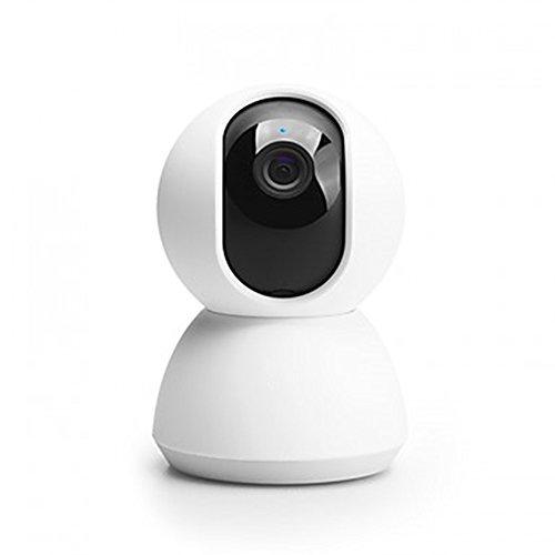 Wly&Home Smart Kamera 720P Nachtsicht IP Kamera Camcorder 360 Winkel Panorama Wifi Wireless Magic Zoom Wireless-spion-kamera-uhr
