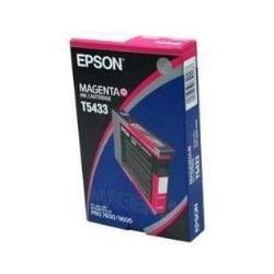 Epson T5433 Cartouche d'encre d'origine Magenta pigmenté T543300
